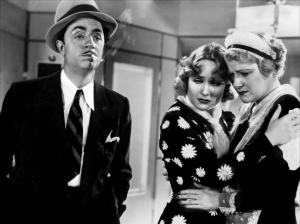 Scene from My Man Godfrey, which is featured in Fireball: Carole Lombard and the Mystery of Flight 3 by Robert Matzen