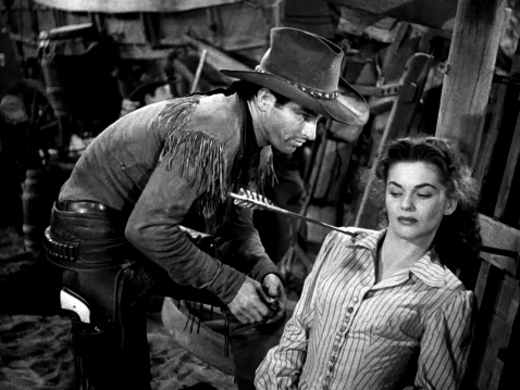 Image result for joanne dru in red river