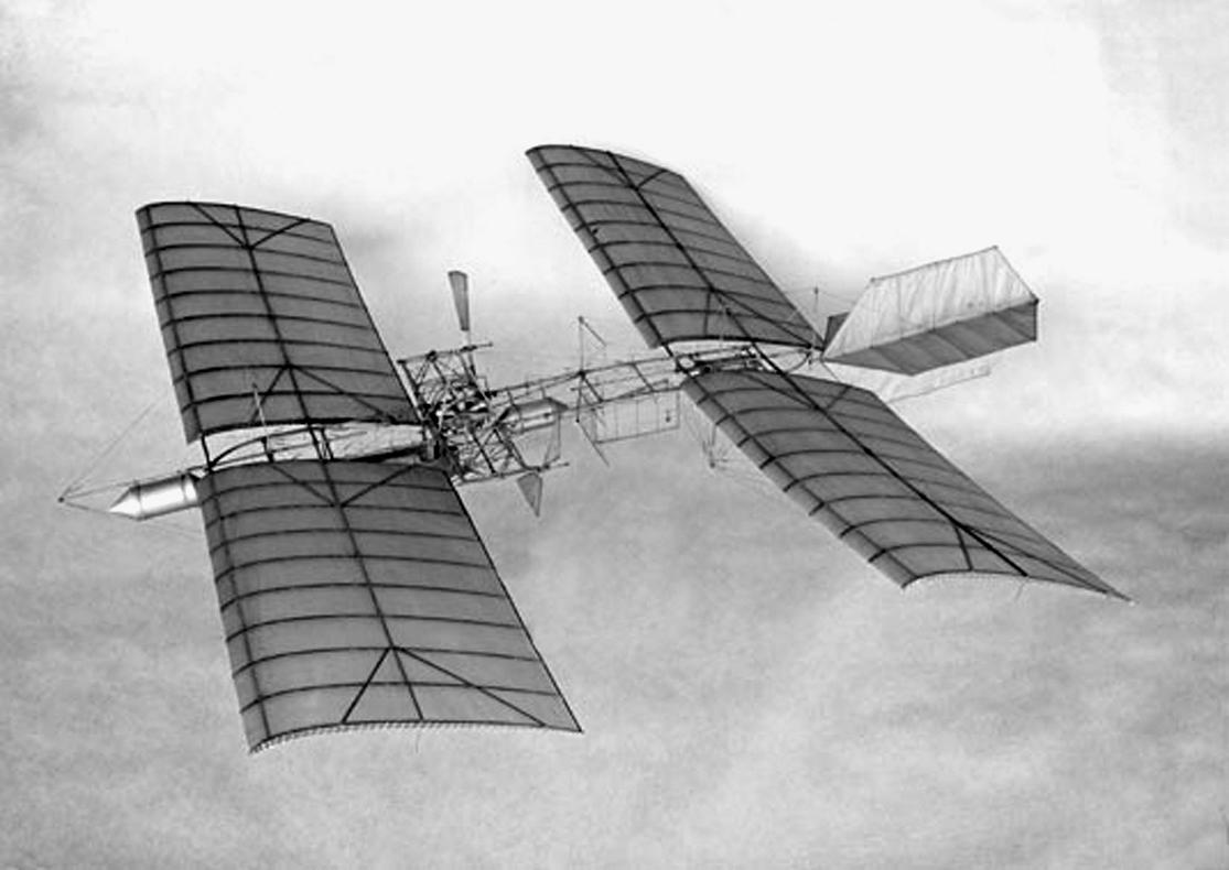 Samuel Langley Aerodrome Robert Matzen