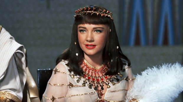 Anne Baxter in The Ten Commandments