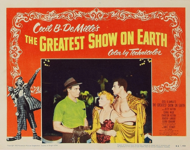 Demille Greatest Show on Earth